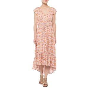 Lucky Brand   Felice   Pink Multi Dress